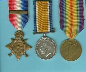 William's medals