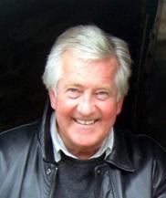 Author Stewart Binns.