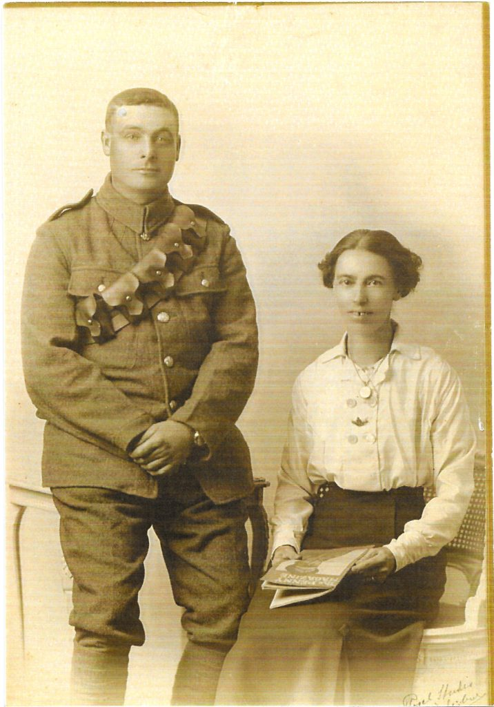 Sidney Hickman and his wife Winifred