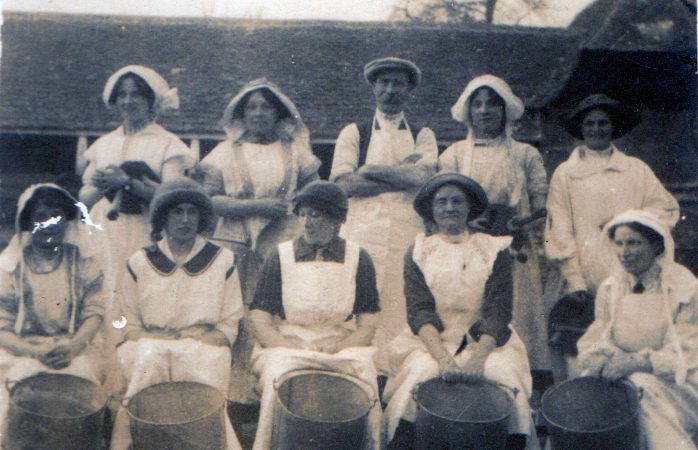 FREE Talk: The Role of Women in the First World War – 26th May 2017